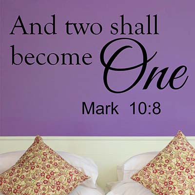 Religious Quote Wall Decals