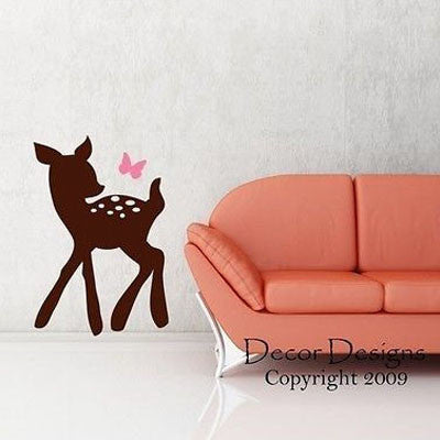 Bambi Wall Decal - Decor Designs Decals