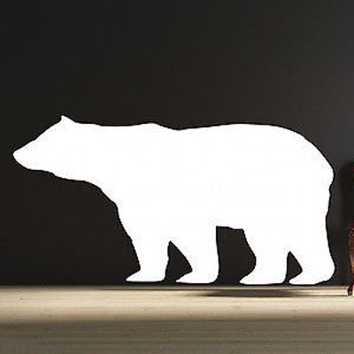 Bear Wall Decal - Decor Designs Decals