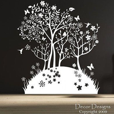 Nature Fantasy Wall Decal - Decor Designs Decals