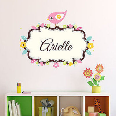Birdie Wall Decal - Decor Designs Decals
