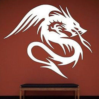 Chinese Dragon Wall Decal - Decor Designs Decals