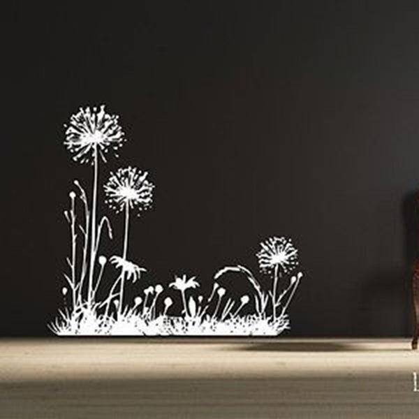 Dandelion Wall Decal - Decor Designs Decals