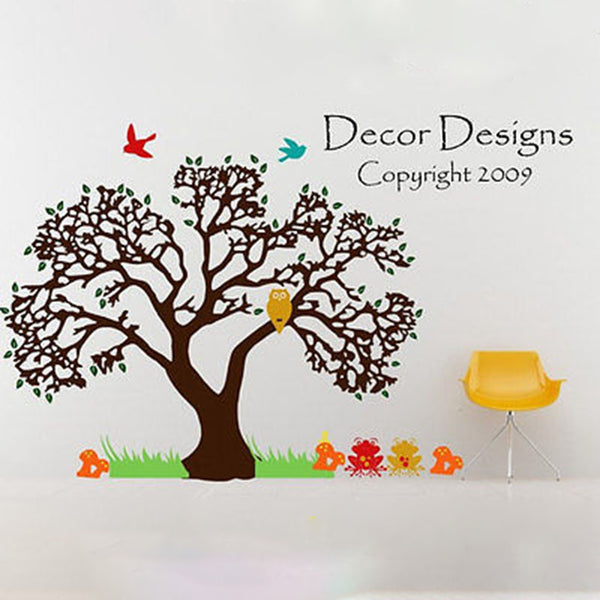 Huge Tree of Life Vinyl Wall Decal Sticker - Decor Designs Decals