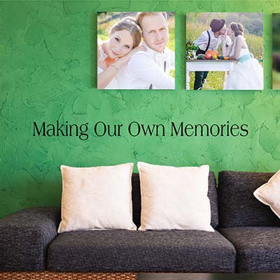 Making Our Own Vinyl Wall Decal Sticker - Decor Designs Decals