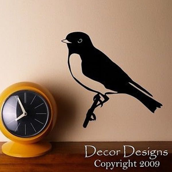 Simple Bird Vinyl Wall Decal Sticker - Decor Designs Decals