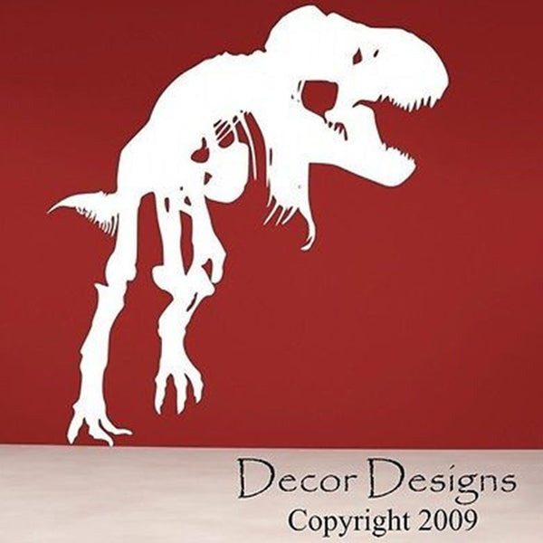 T-Rex Vinyl Wall Decal Sticker - Decor Designs Decals