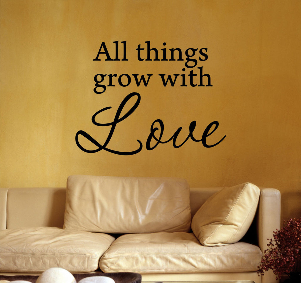 Love Quotes Wall Decals Love Quote Wall Decal Decor Designs Decals Love Quote Love Wall