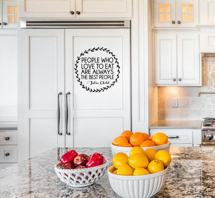 Kitchen Quote Wall Decal - Decor Designs Decals - 1