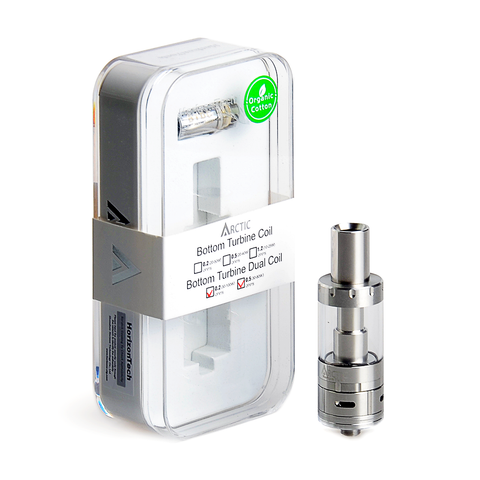 Horizon Tech Arctic Sub Ohm Tank - Drops of Vapor - 1