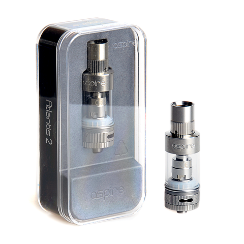 Aspire - Atlantis 2 Tank - Drops of Vapor