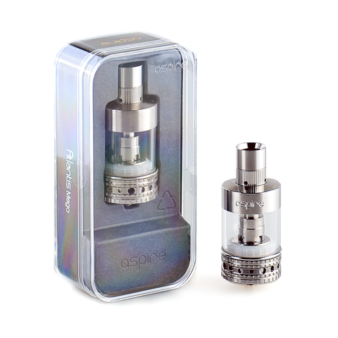 Aspire Atlantis Mega Tank - Drops of Vapor - 1