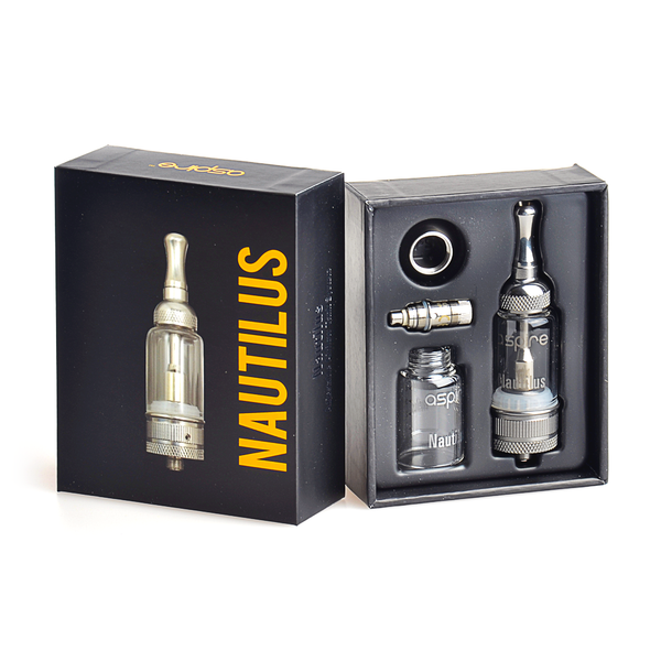 Aspire Nautilus Tank Clearomizer - Drops of Vapor - 3