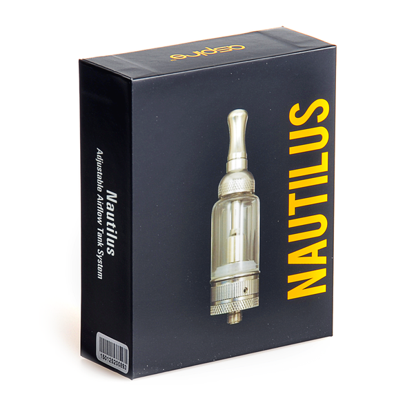 Aspire Nautilus Tank Clearomizer - Drops of Vapor - 1