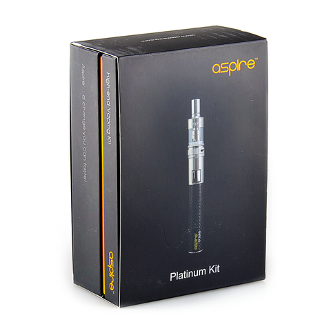 Aspire - Platinum Kit - Drops of Vapor