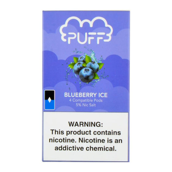 Puff Blueberry Ice 4 Pods