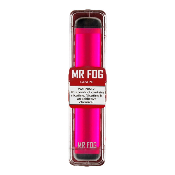 Mr Fog - Mr Fog Disposable Pod Device Grape - Drops of Vapor