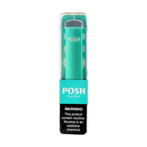 Fuma - Posh by Fuma Disposable Pod Device Cool Mint - Drops of Vapor
