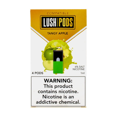 Lush Pods Tangy Apple Pack of 4