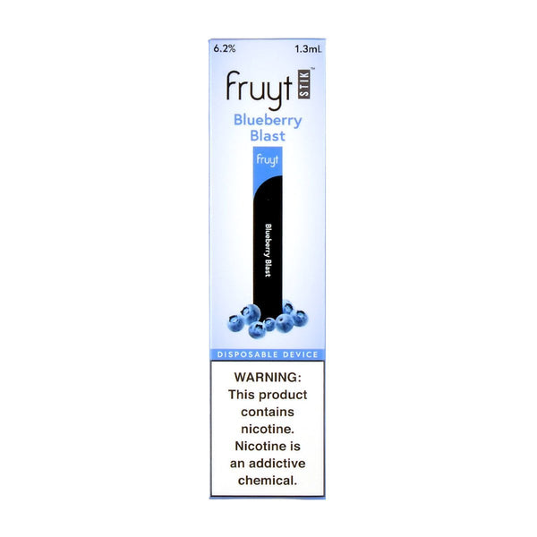 Fruyt Pods - Fruyt Stik Disposable Pen Blueberry Blast - Drops of Vapor