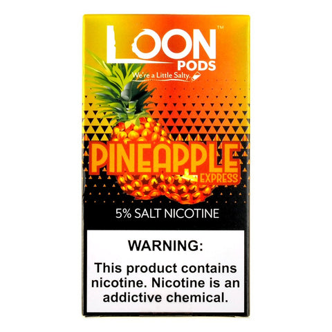 Loon Pods - Loon Pods Pineapple Express 5 Pods - Drops of Vapor