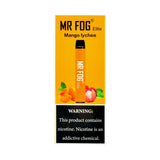 Mr Fog - Mr Fog Elite Disposable Pen Mango Lychee - Drops of Vapor