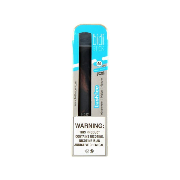Bidi - Bidi Stick Disposable Device Lush Ice - Drops of Vapor