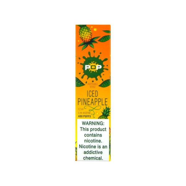 POP - POP Disposable Device Iced Pineapple - Drops of Vapor