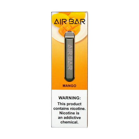 Air Bar - Air Bar Disposable Device Mango - Drops of Vapor