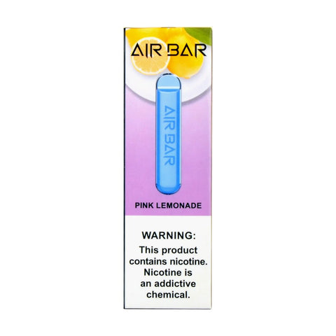 Air Bar - Air Bar Disposable Device Pink Lemonade - Drops of Vapor