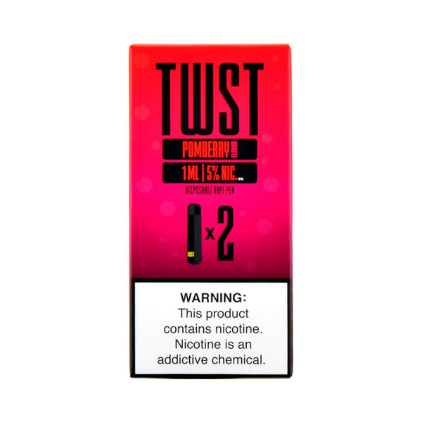 TWST - TWST Disposable Vape Pen Pomberry - Drops of Vapor