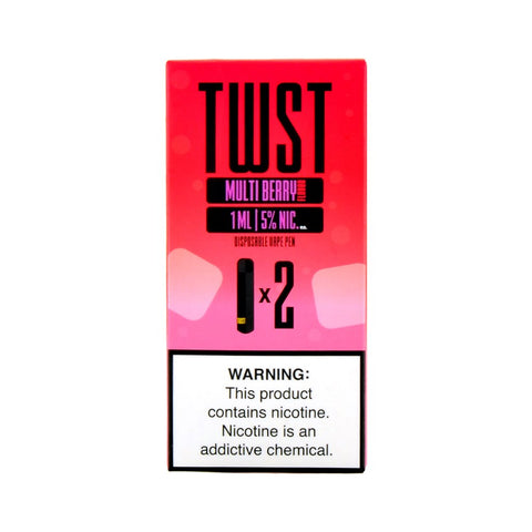 TWST - TWST Disposable Vape Pen Multi Berry - Drops of Vapor