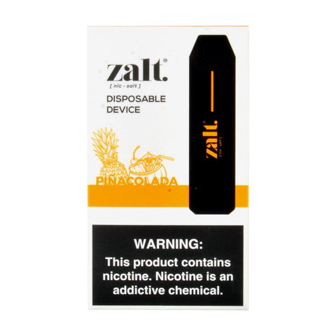 Zalt - Zalt 3 Disposable Pod Devices Pina Colada - Drops of Vapor