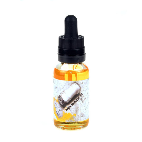 Mr Salt-E - Mr Salt-E RY4 Nicotine Salt eLiquid - Drops of Vapor