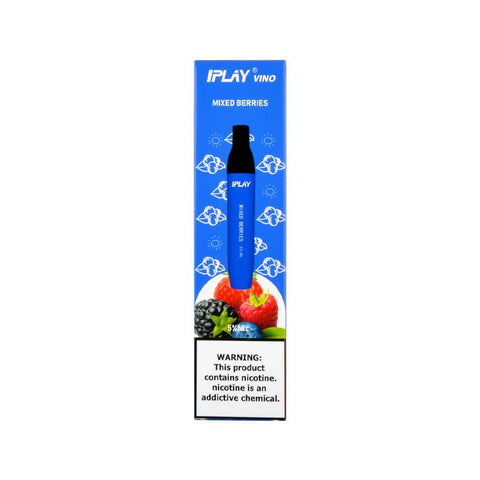 IPLAY - IPLAY Vino Disposable Device Mixed Berries - Drops of Vapor