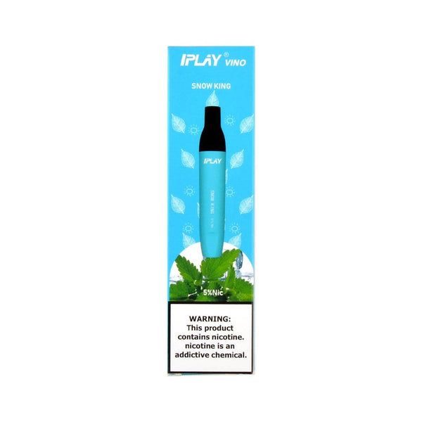 IPLAY - IPLAY Vino Disposable Device Snow King - Drops of Vapor