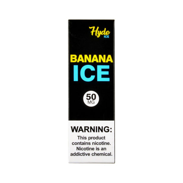 Hyde - Hyde Disposable Pen Banana Ice - Drops of Vapor