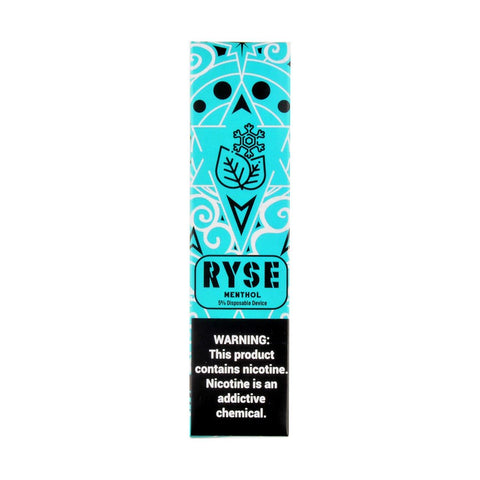 Ryse - Ryse Disposable Device Menthol - Drops of Vapor