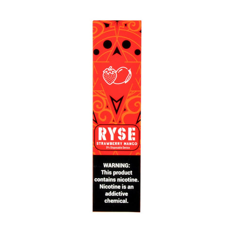 Ryse - Ryse Disposable Device Strawberry Mango - Drops of Vapor