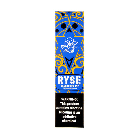 Ryse - Ryse Disposable Device Blueberry Ice - Drops of Vapor