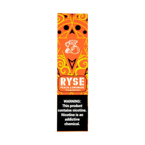 Ryse - Ryse Disposable Device Peach Lemon - Drops of Vapor