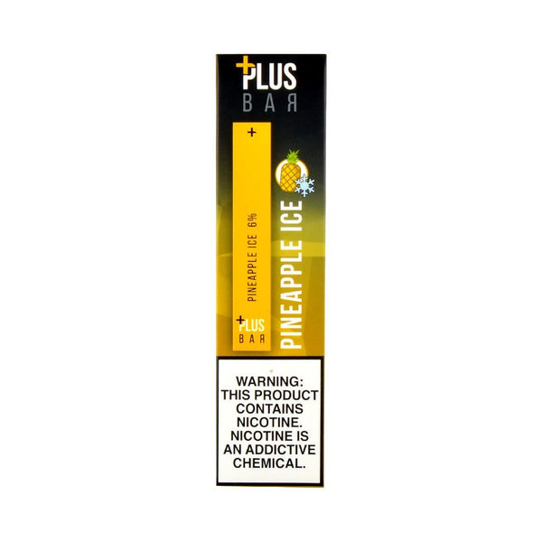 Plus Pods - Plus Bar Disposable Device Pineapple Ice - Drops of Vapor
