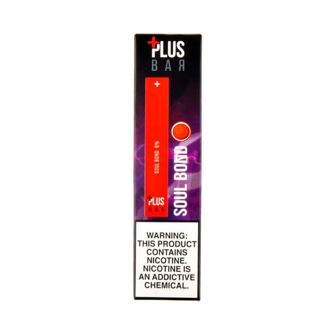 Plus Pods - Plus Bar Disposable Device Soul Bond - Drops of Vapor