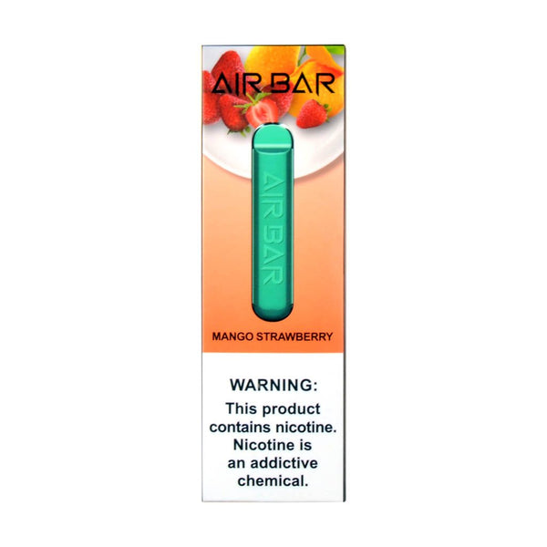 Air Bar Disposable Device Mango Strawberry