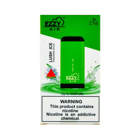 Ezzy Air Disposable Device Lush Ice