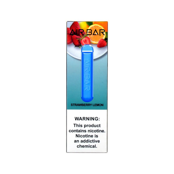 Air Bar Disposable Device Strawberry Lemon