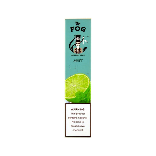 Dr. Fog Disposable Device Mint