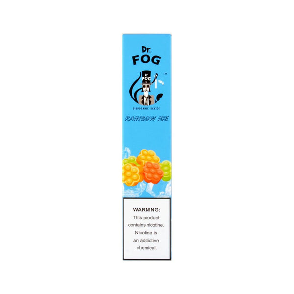 Dr. Fog Disposable Device Rainbow Ice