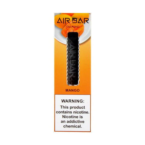 Air Bar Diamond Disposable Device Mango