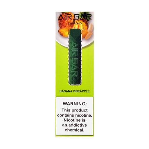 Air Bar Diamond Disposable Device Banana Pineapple